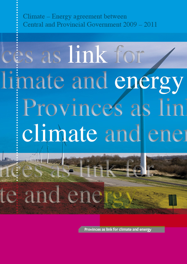 Cover design climate energy agreement