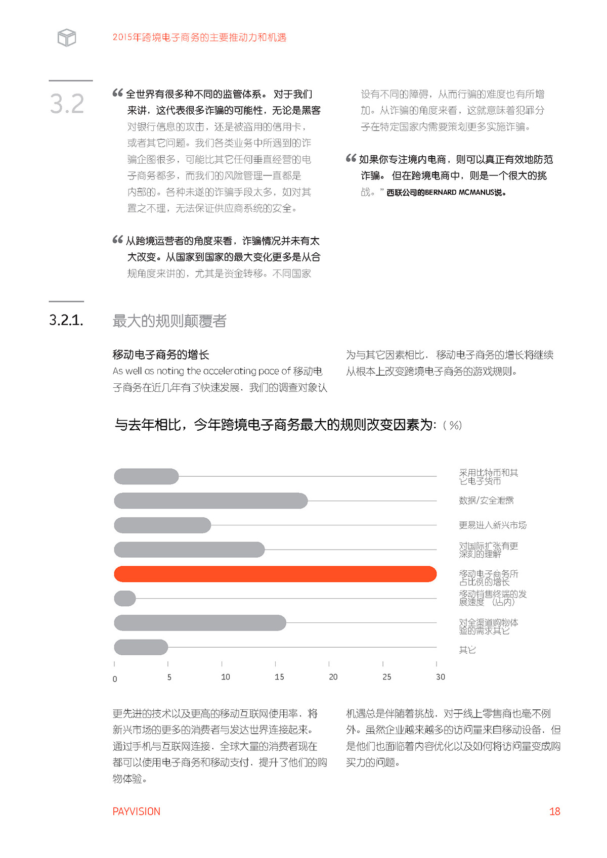white paper key business drivers chinees